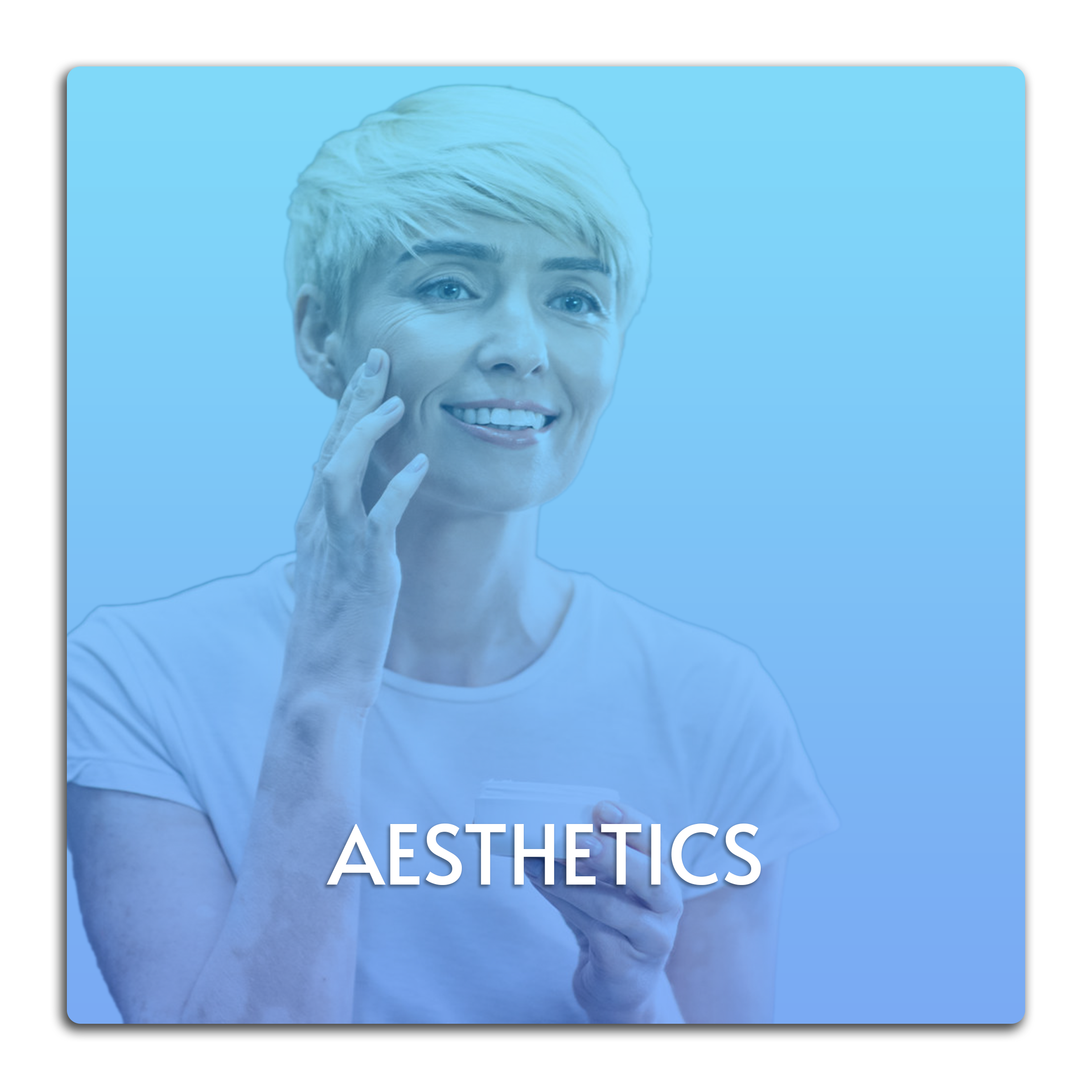This image is a button linked to the Aesthetics page