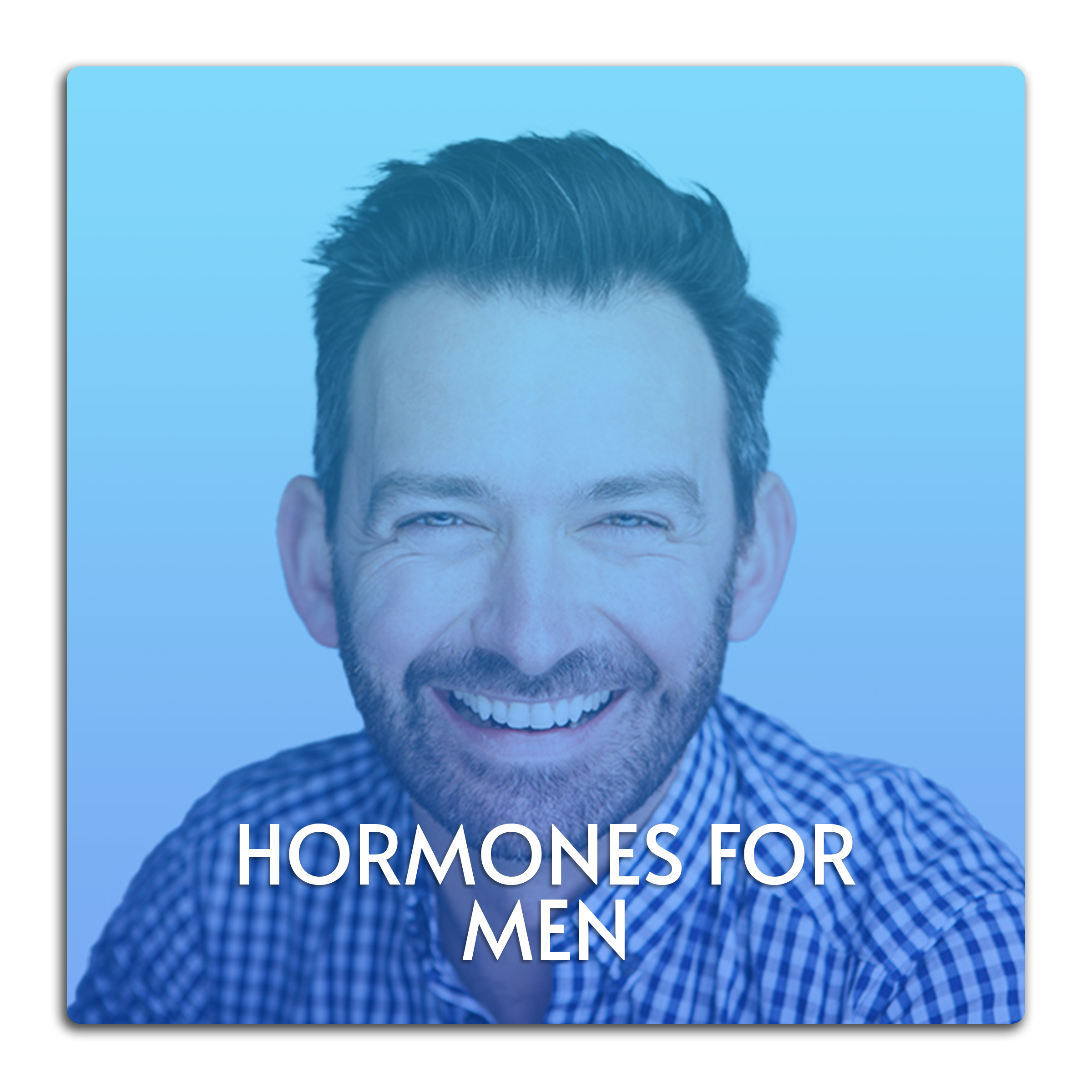 This image is a button linked to the Hormones for Men page